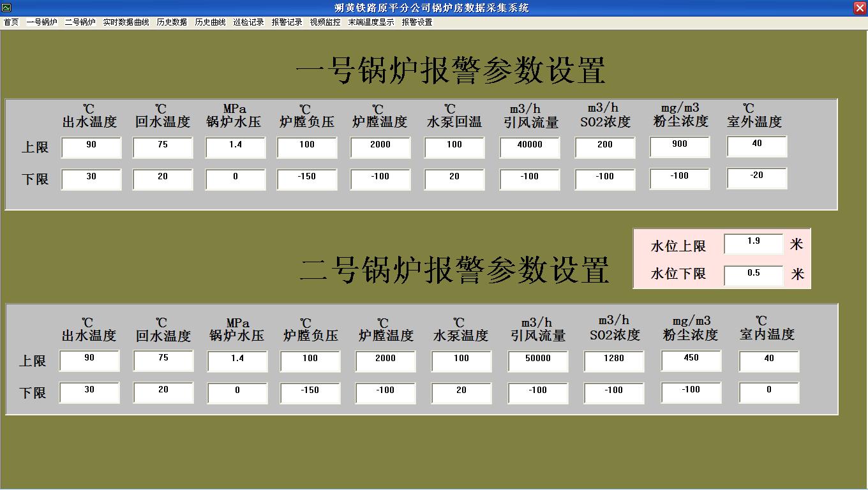 锅炉智能监测系统(山西采暖锅炉改造)(图3)